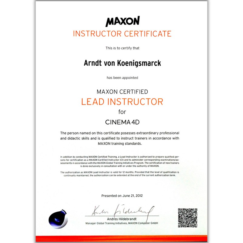 LeadInstructor
